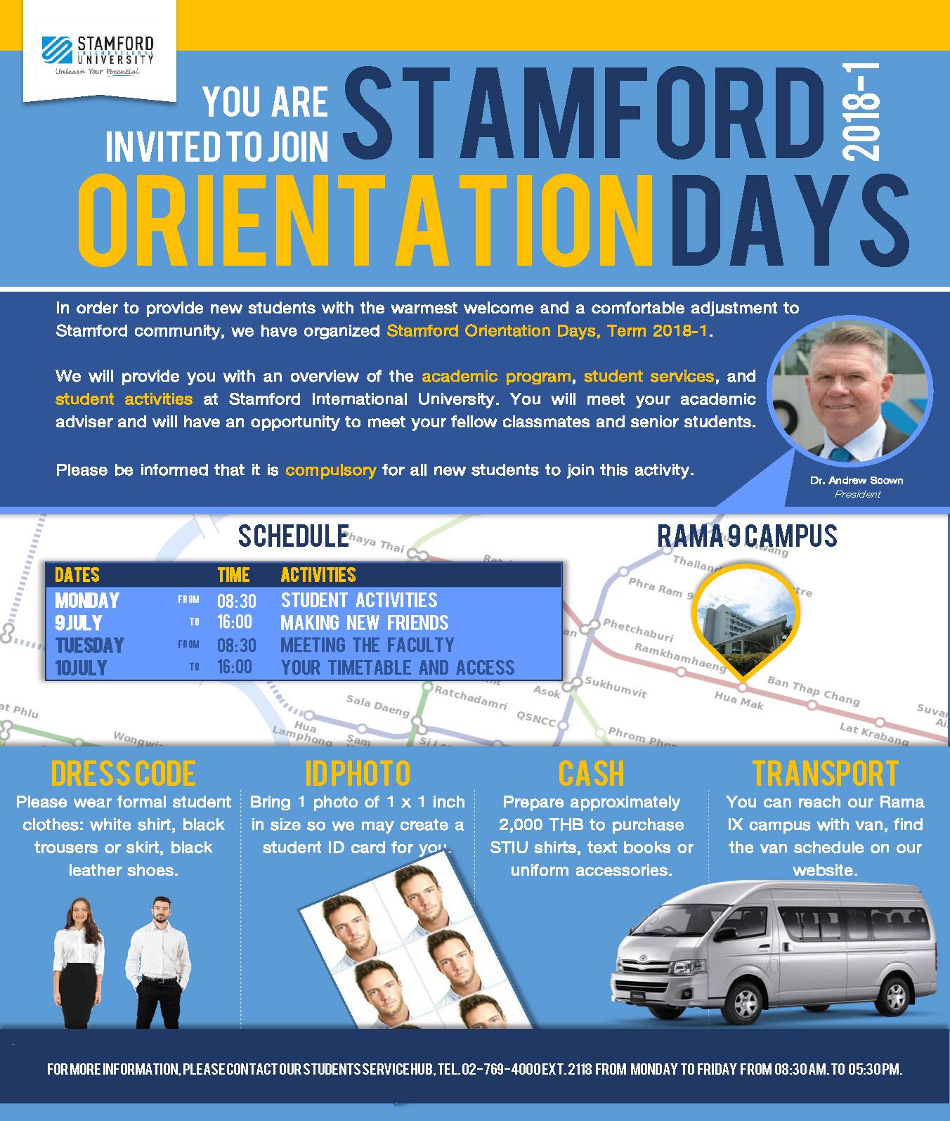 Orientation Invitation 2018-1 EN