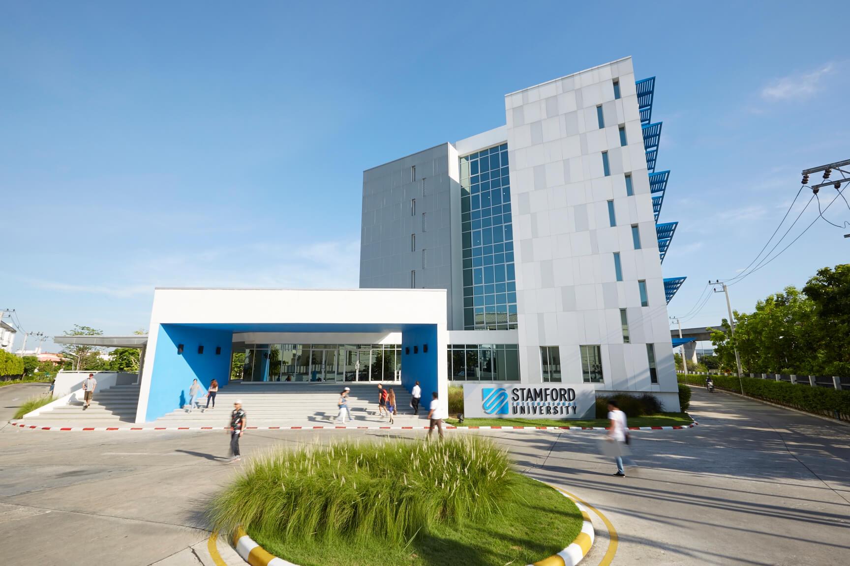 Stamford International University