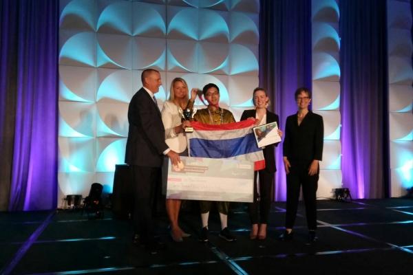CMD Student winner