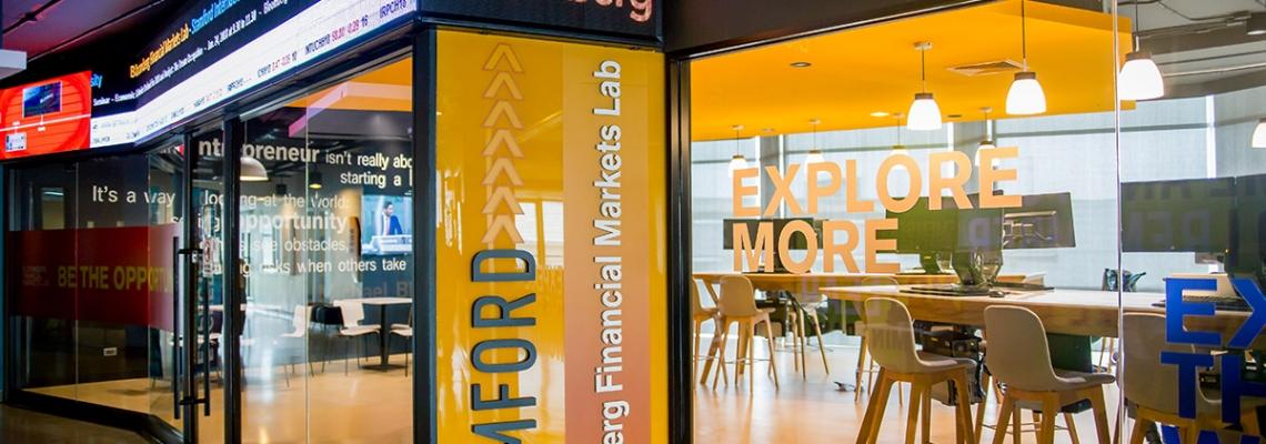 Bloomberg Financial lab event lee miller