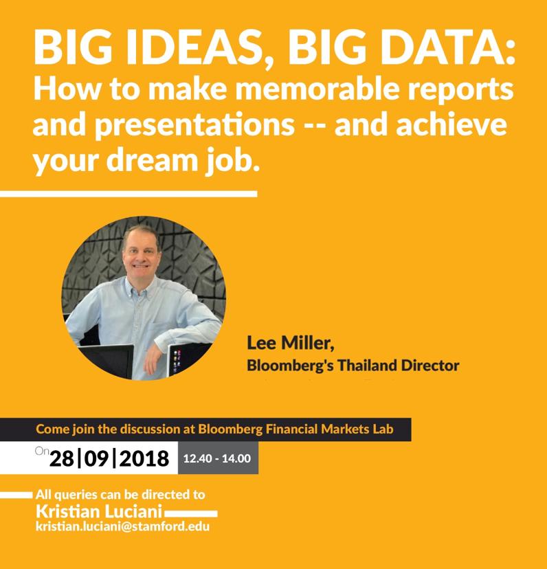 Lee Miller Bloomberg Big Idea Big Data Event