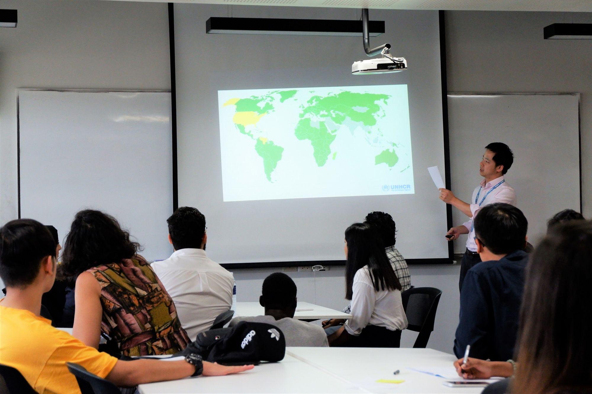 UN Workshop