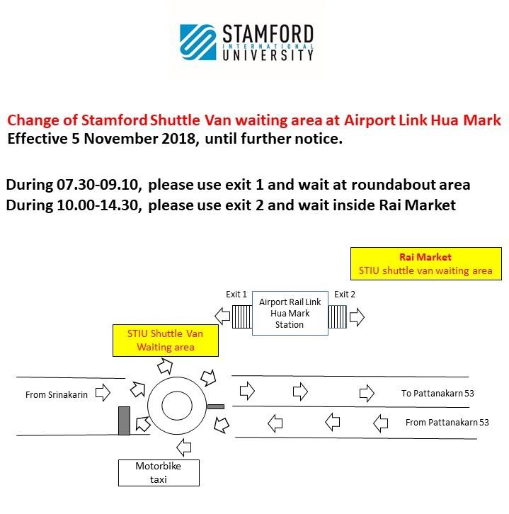 Van Parking Stamford