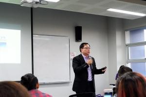 Marketing Seminar SCB Stamford
