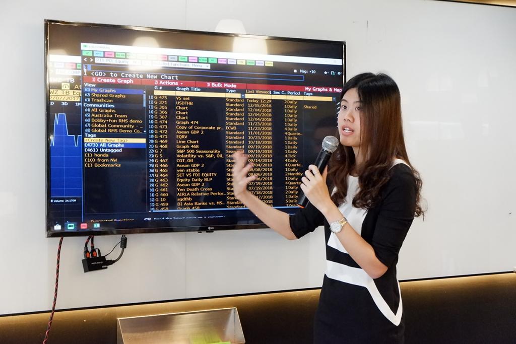 Finance Stamford Bloomberg Terminal Navigation Training